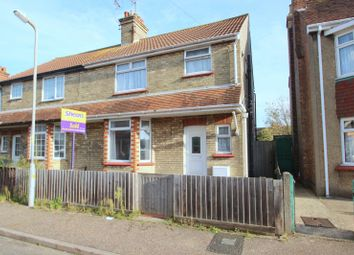 Thumbnail 3 bed semi-detached house to rent in Victory Road, Clacton-On-Sea