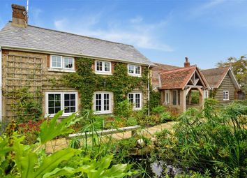 Thumbnail 5 bed detached house for sale in Hamstead Drive, Ningwood, Newport, Isle Of Wight
