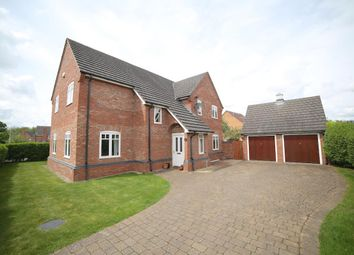 Thumbnail 4 bed detached house for sale in Elmhurst Coppice, Muxton, Telford
