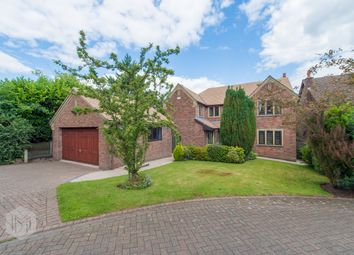 Thumbnail 5 bedroom detached house for sale in Greenmount Close, Greenmount, Bury