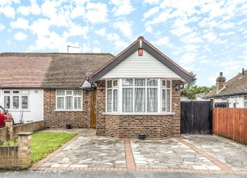 Thumbnail 3 bed bungalow for sale in Haig Road, Stanmore, Middlesex