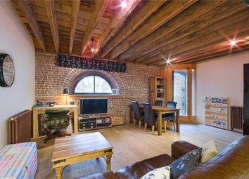 Thumbnail 2 bed flat for sale in Port East, 16 Hertsmere Road, London