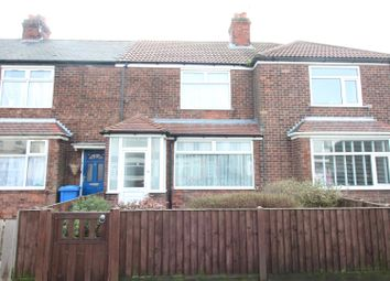 Thumbnail 2 bed terraced house for sale in Princes Avenue, Hedon, Hull
