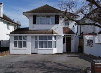 Thumbnail 4 bed detached house for sale in Raglan Gardens, Watford