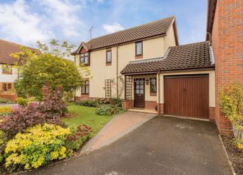 Thumbnail 3 bed link-detached house for sale in Waterhouse Mead, College Town, Sandhurst