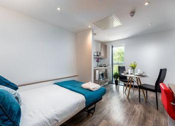 Thumbnail Studio to rent in Dumfries Street, Luton