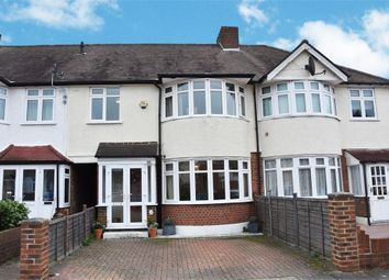 Thumbnail 3 bed terraced house for sale in Sussex Avenue, Isleworth, Greater London