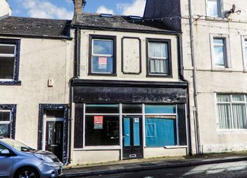 Thumbnail Retail premises for sale in 75A & 75B High Street, Cleator Moor, Cumbria