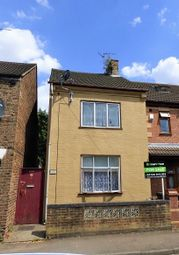 Thumbnail 3 bed detached house to rent in Clarence Road, Peterborough