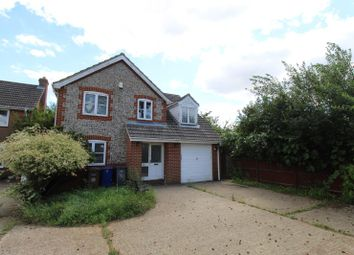 Thumbnail 4 bed detached house to rent in Maids Cross Hill, Lakenheath