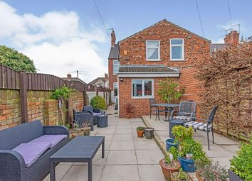 Thumbnail 3 bed terraced house for sale in Frederick Street, Goole