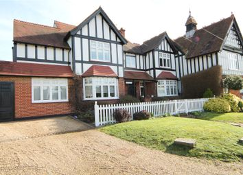 Thumbnail 5 bed semi-detached house for sale in Little Common, Stanmore, Middlesex