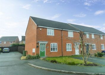Thumbnail 2 bed end terrace house for sale in Davy Road, Abram, Wigan, Lancashire