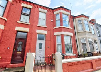 Thumbnail 3 bed terraced house for sale in Gladstone Road, Seaforth, Liverpool