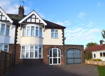 Thumbnail 4 bedroom semi-detached house for sale in Eye Road, Peterborough