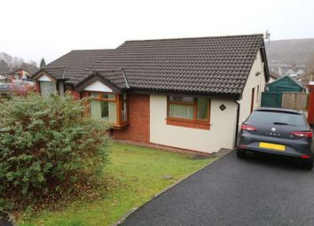 Thumbnail 3 bedroom semi-detached bungalow for sale in Langer Way, Clydach, Swansea, Abertawe