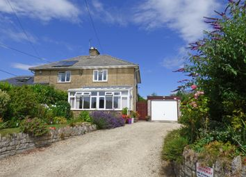 Thumbnail 2 bed semi-detached house for sale in Vale View, Bayford, Wincanton