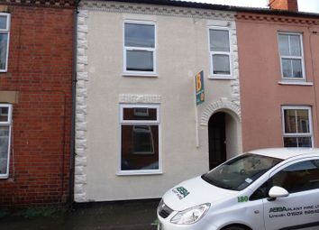 Thumbnail 3 bed terraced house for sale in Eastfield Street, Lincoln