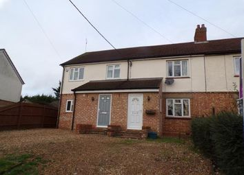 Thumbnail 2 bedroom terraced house for sale in Olney Road, Lavendon, Bedfordshire