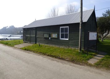 Thumbnail Commercial property for sale in Fore Street, Lerryn, Lostwithiel