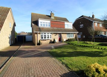 Thumbnail 3 bed semi-detached house for sale in Ash Tree Drive, West Kingsdown