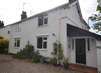Thumbnail 3 bed detached house to rent in Burton Road, Rossett, Wrexham