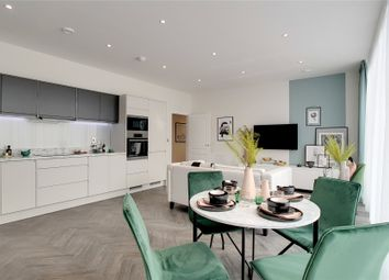 Thumbnail 2 bed flat to rent in Legacy Wharf, 4 Cooks Road, London