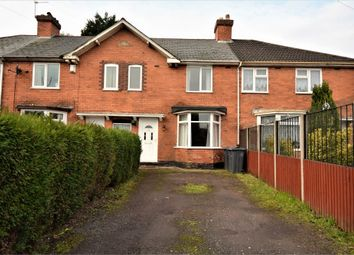 Thumbnail 2 bedroom terraced house to rent in Overton Road, Acocks Green, Birmingham