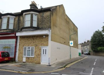 Thumbnail 2 bed flat to rent in Canterbury Street, Gillingham, Kent