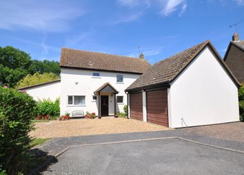 Thumbnail 4 bed detached house for sale in Broadweir, The Lane, Easton, Huntingdon