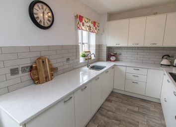 Thumbnail 3 bed town house for sale in Lakeside Way, Nantyglo, Ebbw Vale