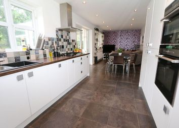Thumbnail 4 bed detached house for sale in The Cherries, Euxton, Chorley, Lancashire