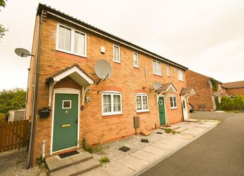 Thumbnail 2 bed end terrace house for sale in Sark Gardens, Blackburn