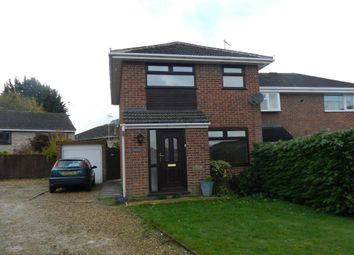 Thumbnail 3 bed property to rent in Keble Close, Daventry