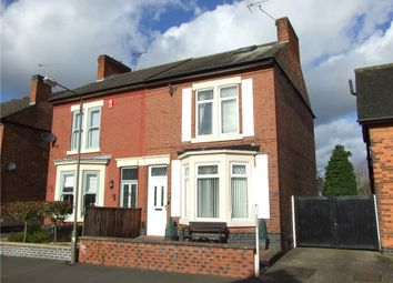 Thumbnail 4 bedroom semi-detached house for sale in Manor Road, Borrowash, Derby