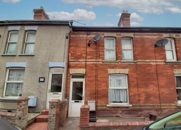 Thumbnail 2 bed terraced house for sale in Victoria Avenue, Chard