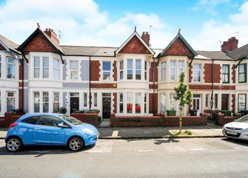 Thumbnail 4 bed terraced house for sale in Australia Road, Gabalfa, Cardiff