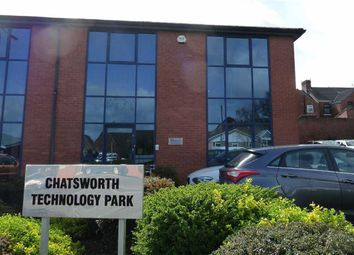 Thumbnail Commercial property to let in Unit 4, Chatsworth Technology Park, Dunston Road, Chesterfield
