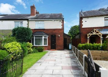 Thumbnail 3 bed semi-detached house for sale in Hurst Mill Lane, Glazebury, Warrington