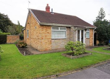 Thumbnail 2 bed detached bungalow for sale in Sextant Road, Hull