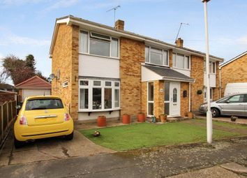 Thumbnail 3 bed semi-detached house for sale in Cedar Avenue, Wickford