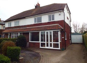 Thumbnail 3 bed semi-detached house for sale in Gregson Lane, Hoghton, Preston, Lancashire