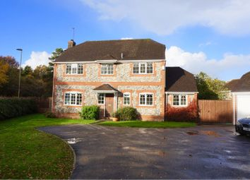 Thumbnail 4 bed detached house for sale in Mallard Road, Rowland's Castle