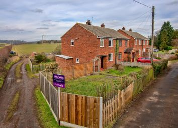 Thumbnail 3 bed semi-detached house for sale in Bridgnorth, Bridgnorth