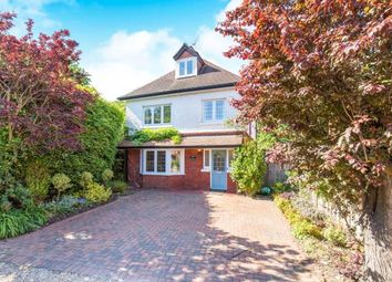 Thumbnail 4 bed detached house for sale in Shrubbs Hill Gardens, Lyndhurst