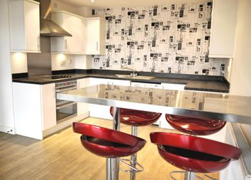 Thumbnail 2 bed flat to rent in Foster House, Maxwell Road, Borehamwood, Hertfordshire