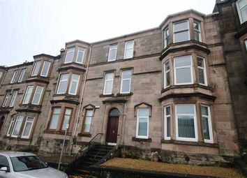 Thumbnail 2 bed flat for sale in St. John's Road, Gourock, Renfrewshire