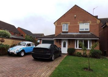 Thumbnail 4 bed detached house for sale in Trent Avenue, Thurcaston Park, Leicester, Leicestershire