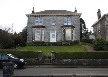 Thumbnail 5 bed detached house for sale in Ardnamara, Academy Road, Rothesay