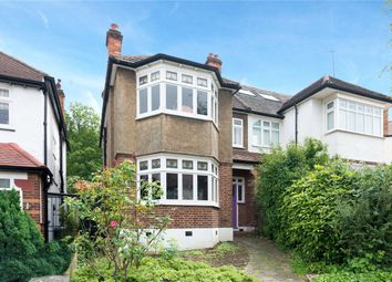 Thumbnail 3 bed semi-detached house for sale in Cheviot Road, West Norwood, London